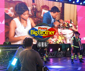 #PBBTheBigNight: The biggest reunion of housemates in Legazpi, Albay
