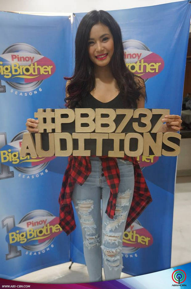 PHOTOS: #PBB737 Auditions with Kim, Daniel, James and ex-housemates