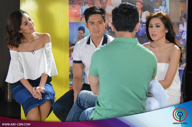 PHOTOS: PBB hosts Toni, Bianca and Robi, nag-bonding sa Kapamilya Chat