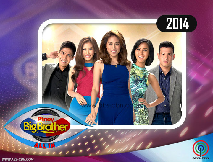 Pinoy Big Brother hosts through the years (2005 to 2015)
