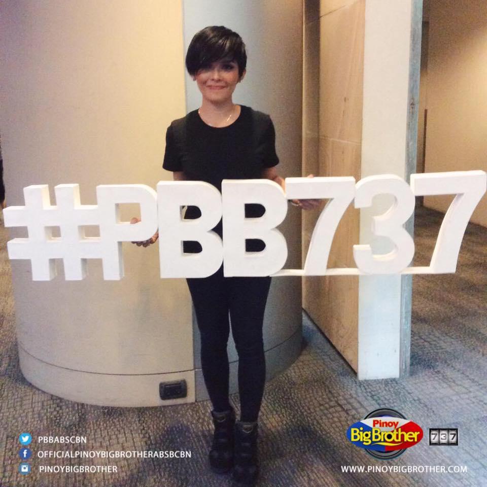 Kapamilya Stars Support #PBB737