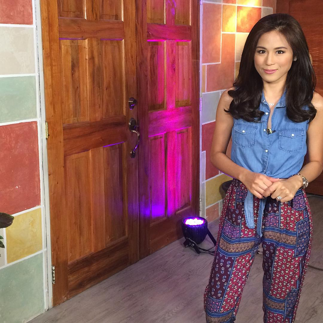 LOOK: Toni's chic OOTD on Pinoy Big Brother