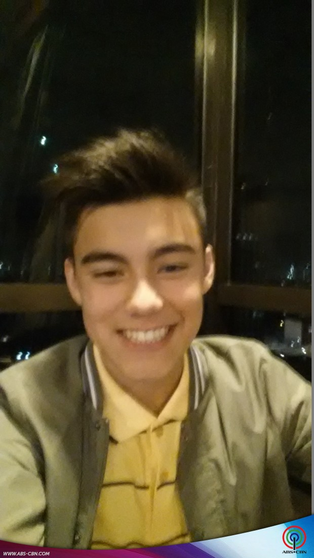 LOOK: Selfie photos of Bailey May before entering Kuya's house