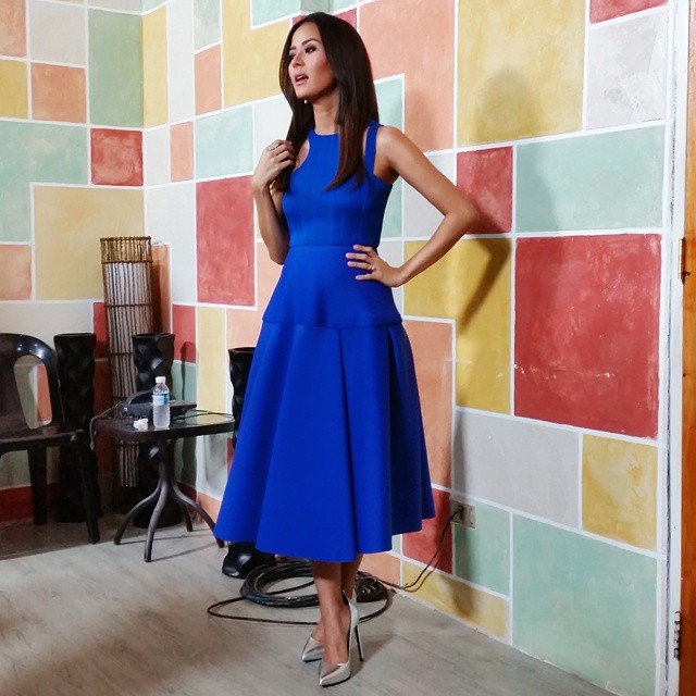 Bianca Gonzalez-Intal: The beautiful and blooming soon to be Mommy