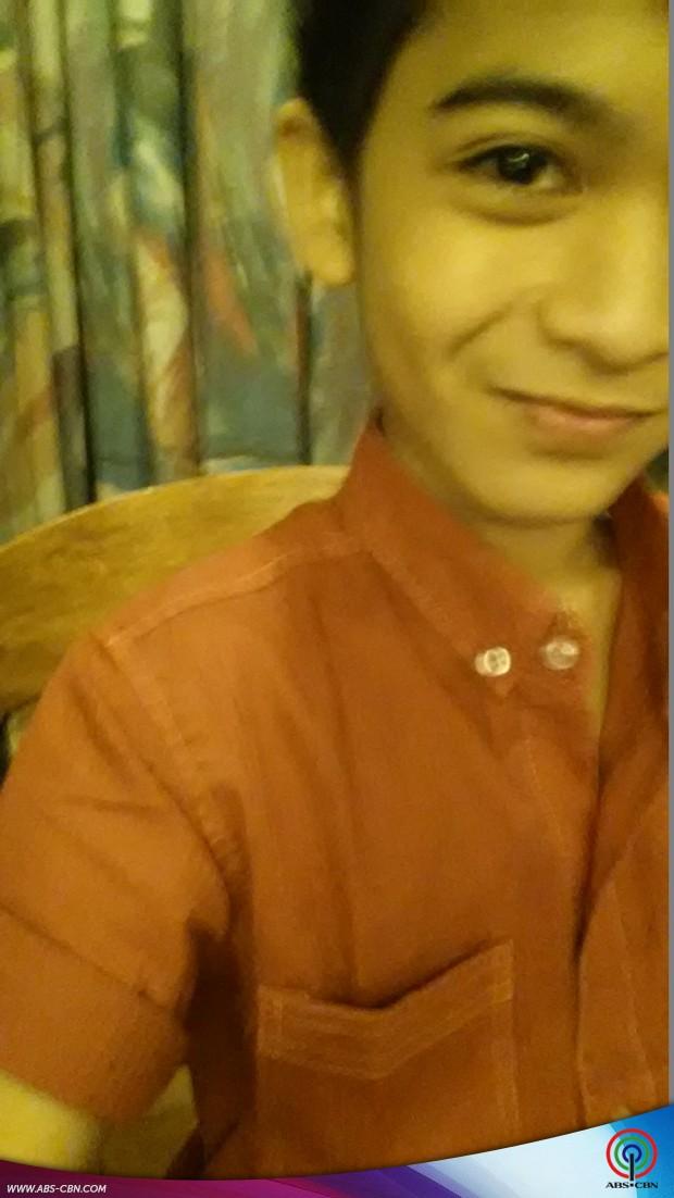 LOOK: Selfie photos of Ryan Bacalla before entering Kuyas house