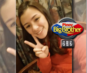 LOOK: Kamille's selfie pics before entering Pinoy Big Brother house
