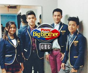 LOOK: PBB 737 Teen Big 4 around ABS-CBN