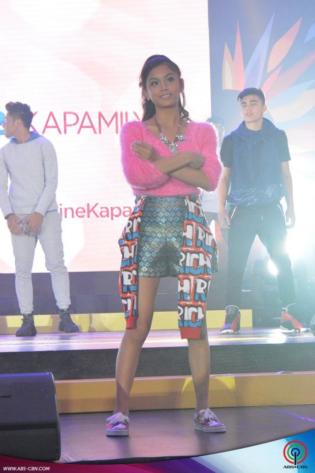 PHOTOS: PBB 737 Teen Big 4 Ylona, Bailey, Jimboy and Franco shine at the Kapamilya Trade Event