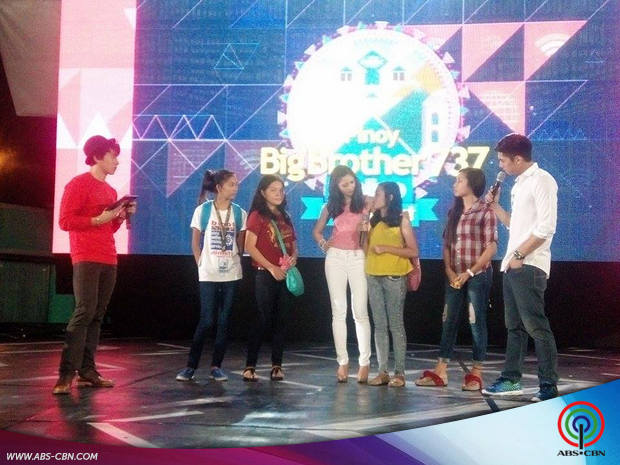PBB The Big Weekend Online: Fans Day with Kim, Robi and Enchong