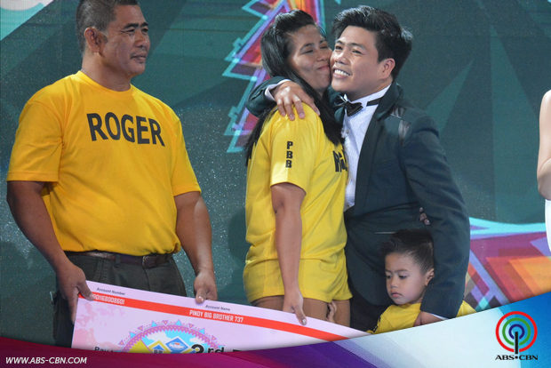 PHOTOS: PBB 737's 3rd Big Placers: Franco and Roger