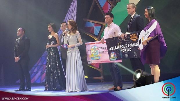 #PBBTheBigNight: The biggest reunion of housemates in Legazpi, Albay