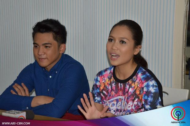 PHOTOS: The Big Presscon with PBB 737 Big Winners Miho and Jimboy