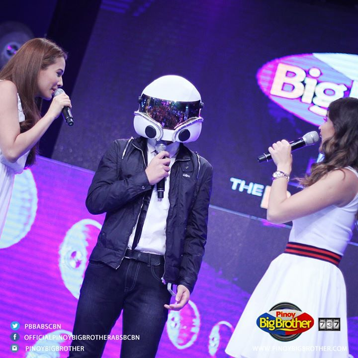Bailey Thomas May on It's Showtime