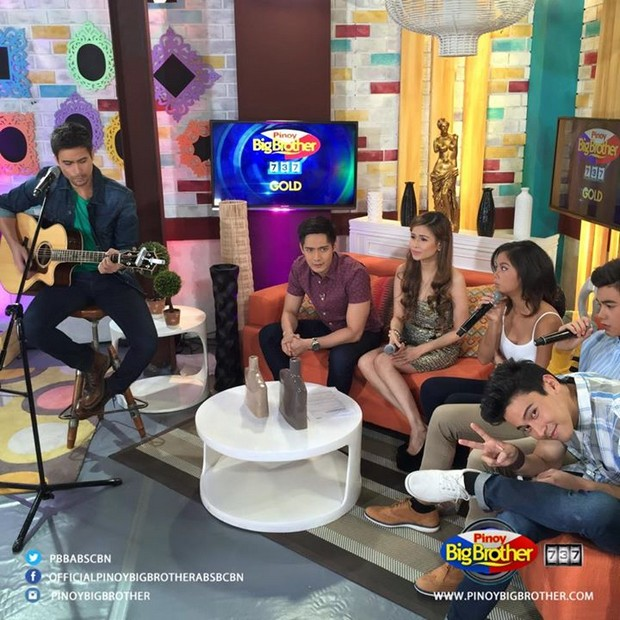 LOOK: PBB Season 1 housemates Say Alonzo & Sam Milby meet PBB 737's Ylona & Bailey