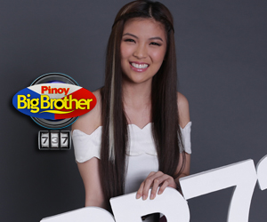 Mikee Agustin returns to the PBB house as an official housemate