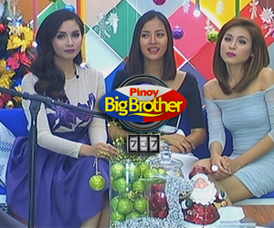 Toni, Bianca and Mariel give closing spiels for Pinoy Big Brother 737