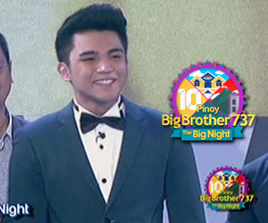 Welcome to the outside world PBB 737 teen big winner Jimboy Martin
