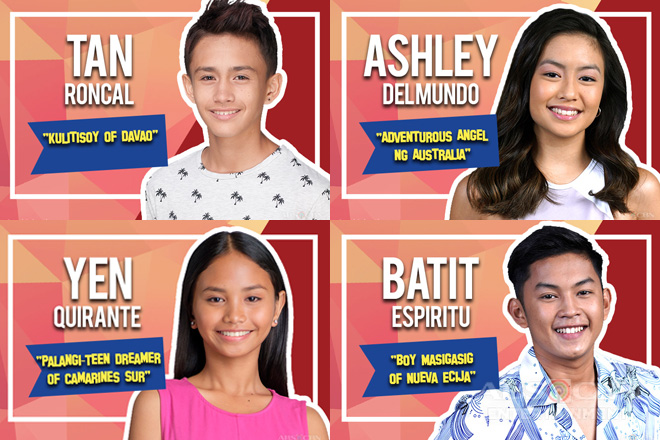 Pinoy Big Brother Otso Batch 3 Teen Housemates
