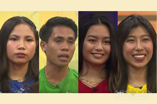 Lie, Yamyam, Ashley, at Kiara itinanghal na batch winners ng PBB Otso