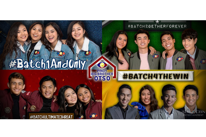Pinoy Big Brother Otso's four batches of Big 4s go Balik-To-Bahay!